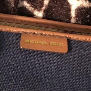NWT Michael Kors MARITIME ADMIRAL LG BEACH TOTE Boutique